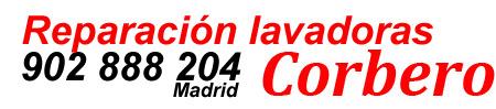 Reparacion lavadoras Corbero Madrid