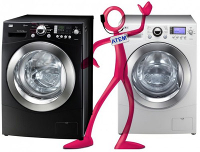 Reparacion lavadoras ATEM Madrid