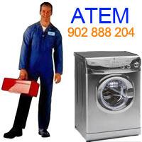 Atem reparacion de lavadoras